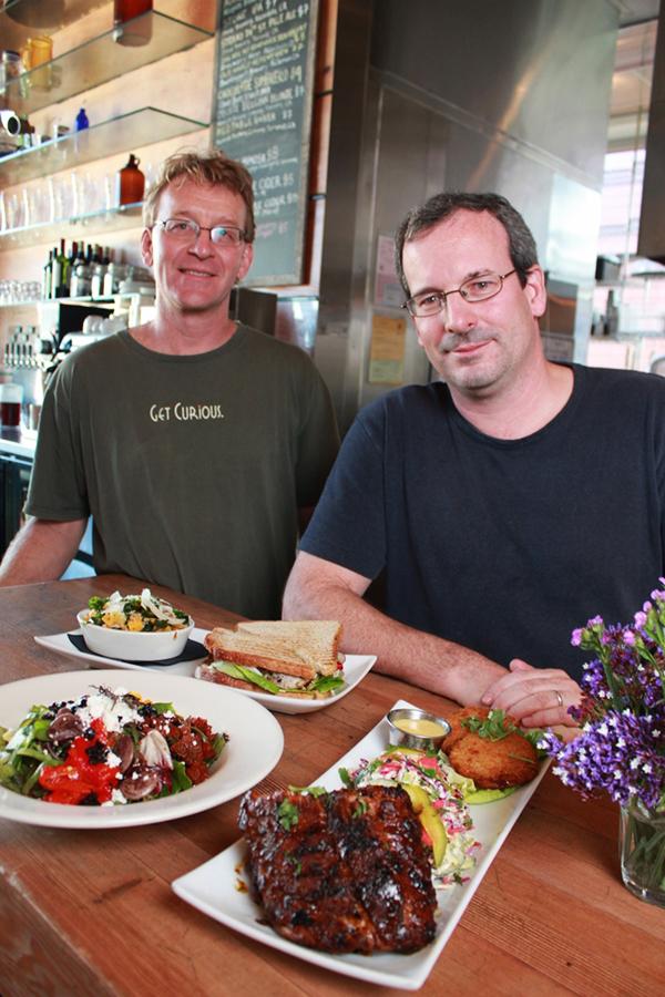 Elliot Rubin and Mark Cannon